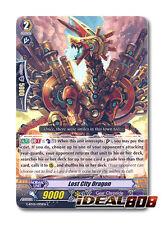 Cardfight Vanguard  x 4 Lost City Dragon - G-BT05/095EN - C Mint