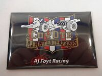 Coyote A.J. Foyt Enterprises Collector Magnet Indy 500 IndyCar