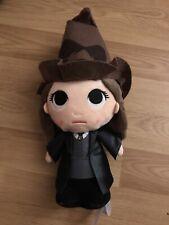 Funko Harry Potter Super Cute Plushies Hermione Granger Plush Figure Preowned