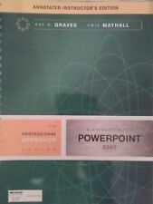 Microsoft Office PowerPoint 2007: A Professional Approach [Spiralbound]