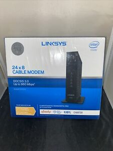 Linksys CM3024 High Speed DOCSIS 3.0 24x8 Cable Modem