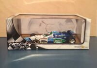 1/18 Hot Wheels F1 JEAN ALESI Benetton Renault B196 (Prince Decals) Formula One