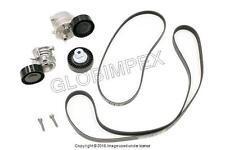 BMW 325 Ci/i/xi 330 Ci/i/xi 525i 530i X5 (2002-2006) Drive Belt Kit CONTITECH