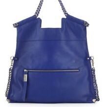 Foley + Corinna Unchained City Top Handle Bag NAVY Excellent Condition