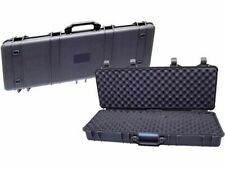 "Star / Src 42"" Deluxe Hard Shell Polymer Airsoft Paintball Rifle Case New"