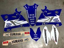 Yamaha YZ 125 250 GRAPHICS KIT GYTR Fits 2015 2016 2017 2018