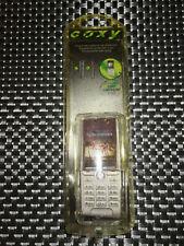 Sony ericson K320i coque translucide / transparente de protection NEUF