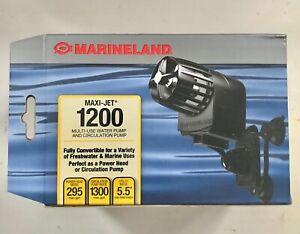 Marineland Aquarium Pump Maxi-Jet 1200