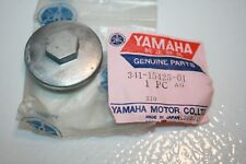 nos yamaha motorcycle 341-15425-01 Timing Inspection Cover Cap 1973-1974 TX750