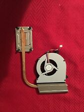 Toshiba Satellite C650-005 Cooling Fan heatsink original Tested laptop #850-5