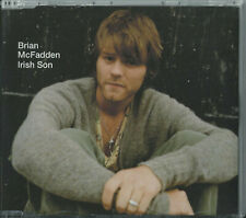 BRIAN MCFADDEN - IRISH SON / BE TRUE TO YOUR WOMAN 2005 UK 2 TRACK CD SINGLE