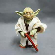 """Star Wars 4.7"""" Jedi Maestro Yoda leyendas PVC Figura de acción de la serie Negro"""