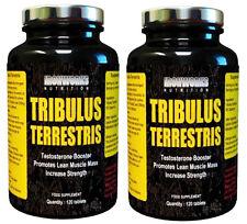 240 x 500 MG il Tribulus Terrestris TESTOSTERONE BOOSTER pillole aumento massa muscolare,