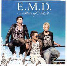 CD e.m.d. EMD, State of Mind, Eurovision, Svezia