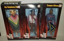 The Ready Gang set By Marx Toys Ringo Sundown kid Trooper in Box Contents Sealed