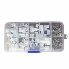 250X 2 pin 3 pin 4 Pin 2.54mm Terminal Housing PCB Header Wire Connector FZP