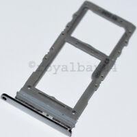 Original Galaxy S20 ALU SIM-Halter Silber microSD Slot Schlitten Tray SM-G980F