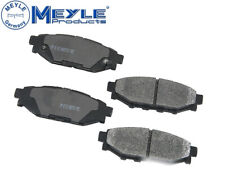 New S.Y.L Semi Metallic Front Brake Pads D721Sm For Subaru 1998-2004