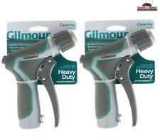 2 Heavy Duty Cleaning Garden Hose Nozzle ~ New