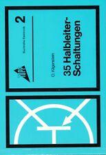 35 Halbleiterschaltungen, Topp Buchreihe Elektronik Band 2