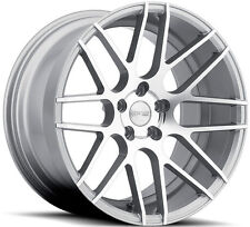 "19"" GROUND FORCE GF7 CONCAVE STAGGERED WHEELS RIMS SET FOR LEXUS LS 400"
