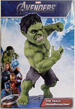 "THE HULK The Avengers Movie 8"" inch Head Knocker Bobble Head Neca 2012"