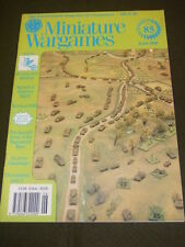 MINIATURE WARGAMES - MULLAHS WITH MISSILES - JUNE 1990 # 85