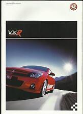 Vauxhall & Opel Vectra Sales Car Brochures