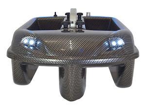 "CM Phantom ""2,4 Ghz"" komplettes Bausatz Set Futterboot"