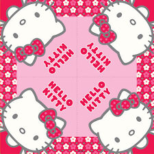 HELLO KITTY CHILDRENS BIRTHDAY PARTY NAPKINS PACK OF 16 NEW
