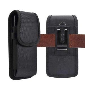 Phone Belt Pouch Case Vertical Holster Universal Flip Clip Holder For Cell Phone