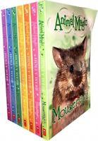 Holly Webb Collections Animal Magic Pony Hamster Rabbit Mouse Bird 7 Books Set