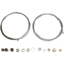Cable Inner Motorcycle Throttle & Clutch + Assorted Nipples Repair Kit BC25657 T