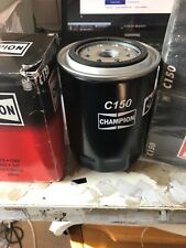 AUDI A4,A6,SEAT,VW GOLF,VOLVO 1.9 DIESELS OIL FILTER CHAMPION C150 X1 PACK OF 6