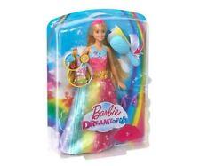 Barbie Dreamtopia Magische Haarspiel-Prinzessin blond FRB12