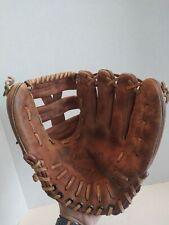 "Vintage Wilson A9845 Soft-Flex Baseball Glove Rht Leather 11"""