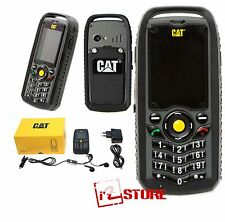 NEW Genuine Caterpillar CAT B25 Dual Unlocked Rugged Mobile Phone Water Proof