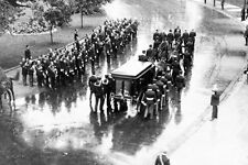 New 5x7 Photo: Funeral Procession for Slain U.S President William McKinley