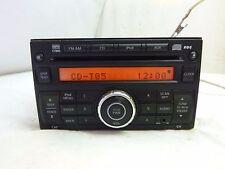 11 12 13 14 Nissan Rogue Radio Cd Mp3 Player 28185-1VK1A CY26G AVA554