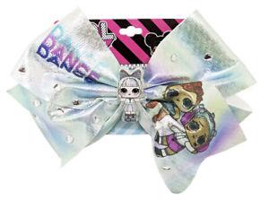 "LOL Surprise! Girls Hair Bow  6""X5"" Dance Sparkle"