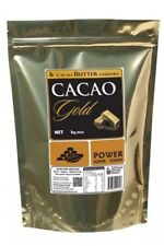 ✅Raw Organic Cacao Butter Chunks - 1kg - Power Super Foods