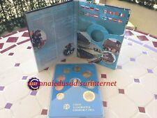 Coffret BE 1 Cent à 2 Euro Slovaquie 2011 + Médaille