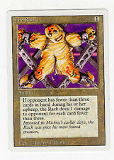 The Rack - Revised Series - 1994 - Magic The Gathering