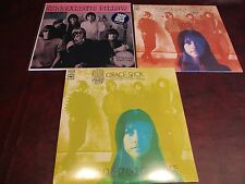 JEFFERSON AIRPLANE SURREALISTIC PILLOW STEREO 160 GRAM UK DELUXE + GREAT SOCIETY