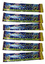 Bulk Lot 30 x Wicked Fizz Chews Blue Raspberry Candy Sweets Kids Lollies Favors