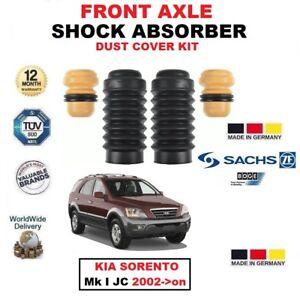 FOR KIA SORENTO JC 2002-> SACHS FRONT SHOCK ABSORBER DUST COVER KIT LEFT & RIGHT