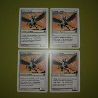 Pegasus Charger x4 Ninth Edition 9th 4x Playset Magic the Gathering MTG