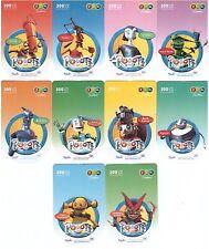 Thaïlande - GSM Prepaid Cards - 10 Cards - Robots