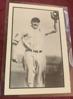 Pie Traynor 1984 Renata Galasso Baseball Card # 10, Pittsburgh Pirates MLB HOFer