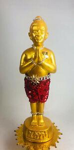 I Ai Kai Magic Boy Lucky Gambling casino Wealth Thai Fortune money Amulet Rich